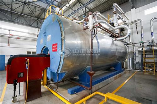 一百吨低氮蒸汽锅炉厂家公司