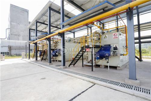 SZL30-2.45-M低氮蒸汽锅炉厂家
