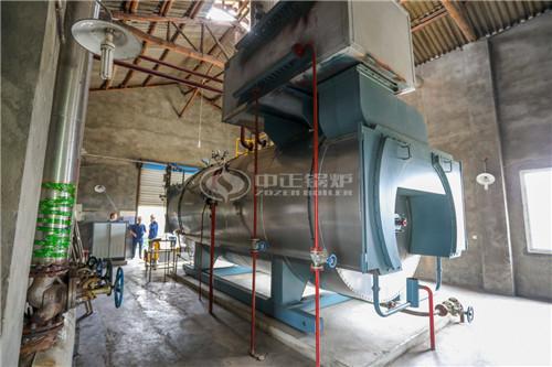 安徽20吨沼气蒸汽锅炉多少钱?