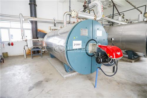 燃气锅炉耗气量