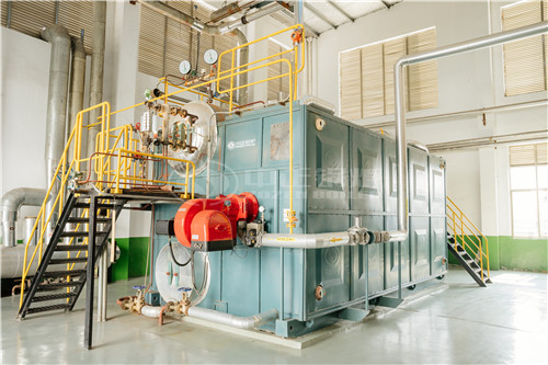 江苏锅炉厂45吨卧式蒸汽锅炉