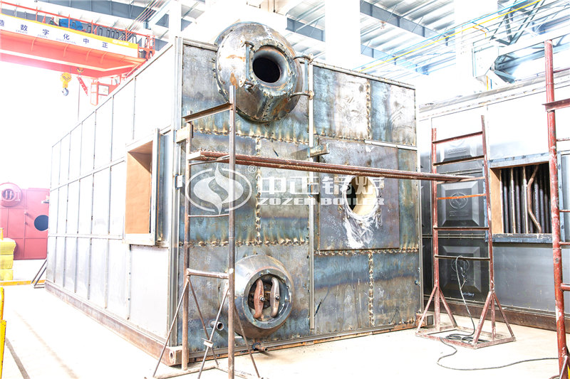 哈尔滨锅炉厂35吨低氮燃气锅炉