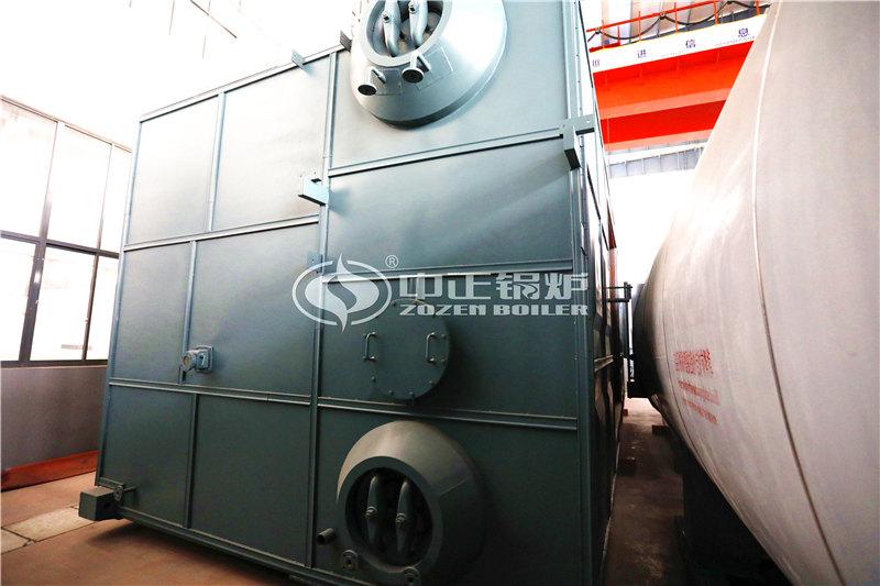 江苏锅炉厂40t/h颗粒生物质锅炉