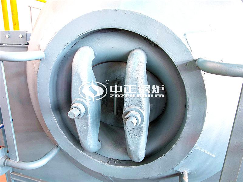 江苏锅炉厂4t/h低氮锅炉