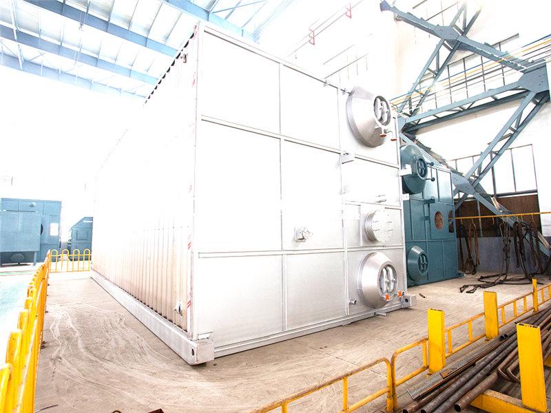 河南100t/h低氮蒸汽锅炉多少钱