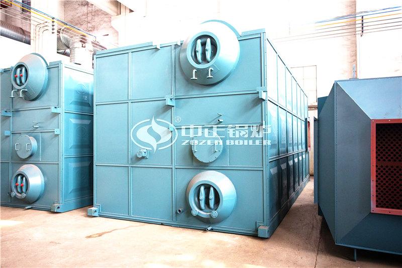 二十吨的节能环保锅炉价钱