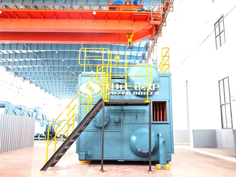 呼伦贝尔四吨热水锅炉