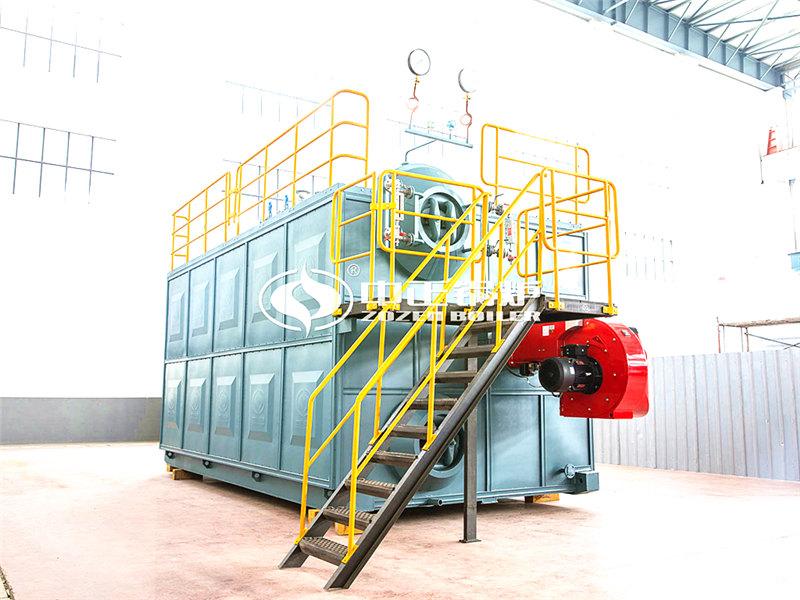 江苏锅炉厂4吨燃煤工业锅炉