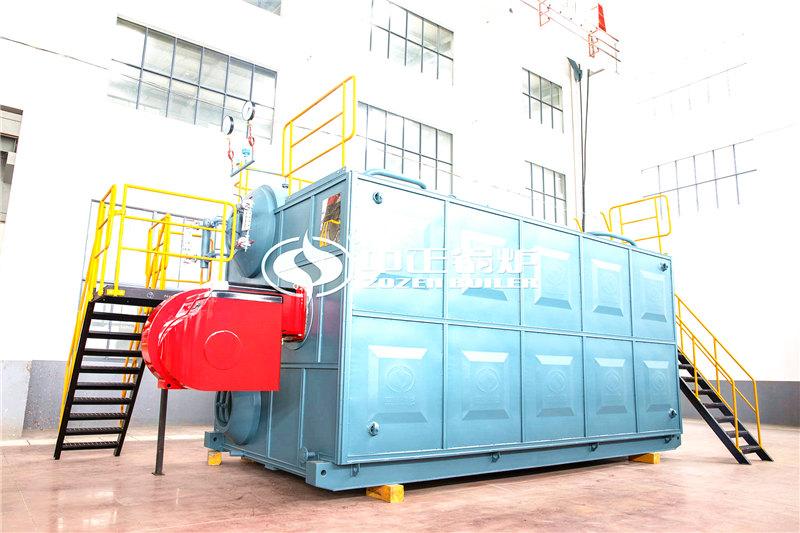 河南1t/h低氮蒸汽锅炉排行榜
