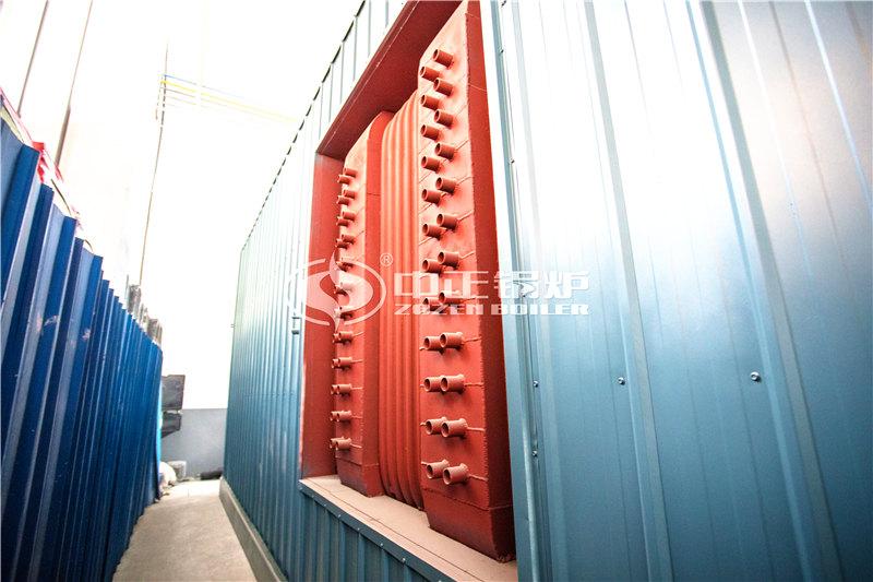 北京锅炉厂8吨水管式锅炉