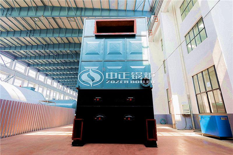 凉山锅炉厂家700万大卡燃气导热油锅炉
