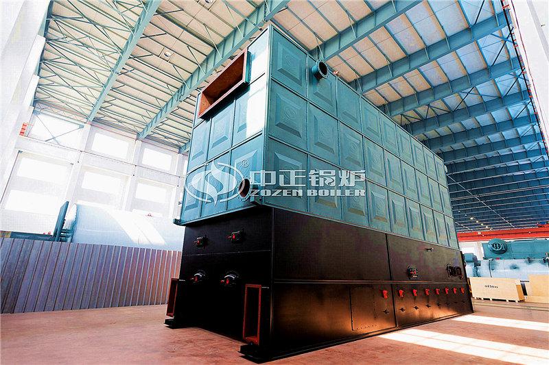 白山燃气导热油炉使用手册,中正高温低压导热油锅炉广泛应用于石油化工行业