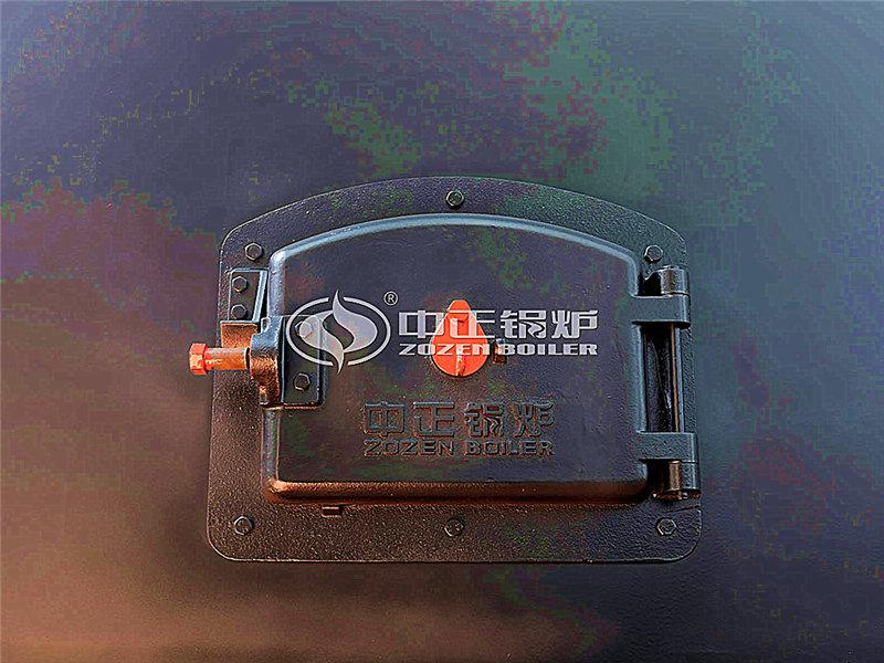 温州锅炉厂家800万大卡燃煤导热油锅炉