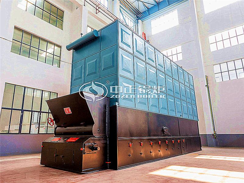 怒江州锅炉厂家2100万大卡导热油锅炉