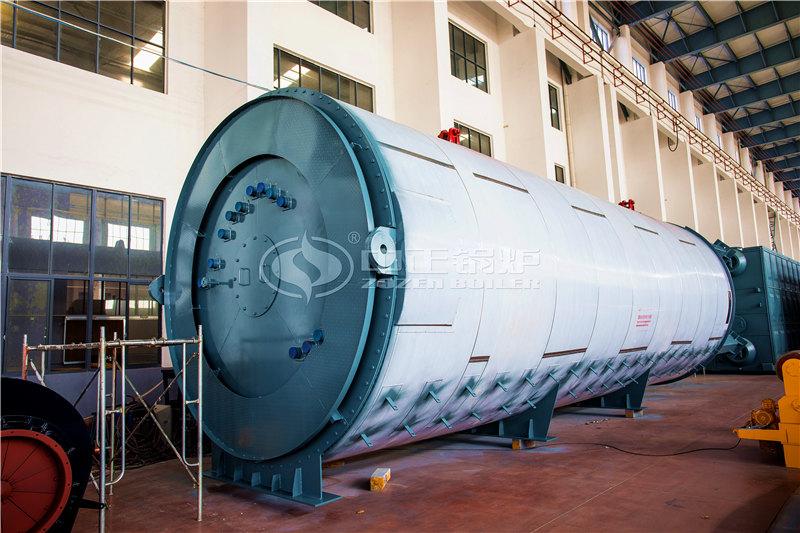 承德燃油导热油炉参数,中正蒸汽锅炉性能优异远销海外