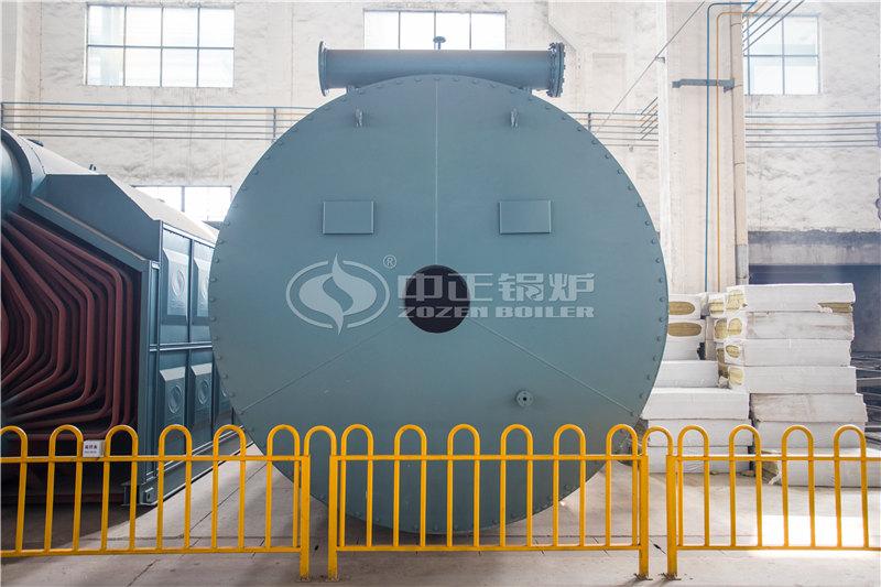 6吨燃煤导热油炉多重
