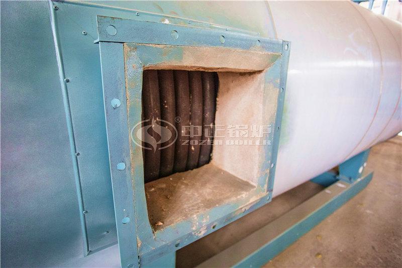 南通锅炉厂家60万大卡天然气导热油锅炉
