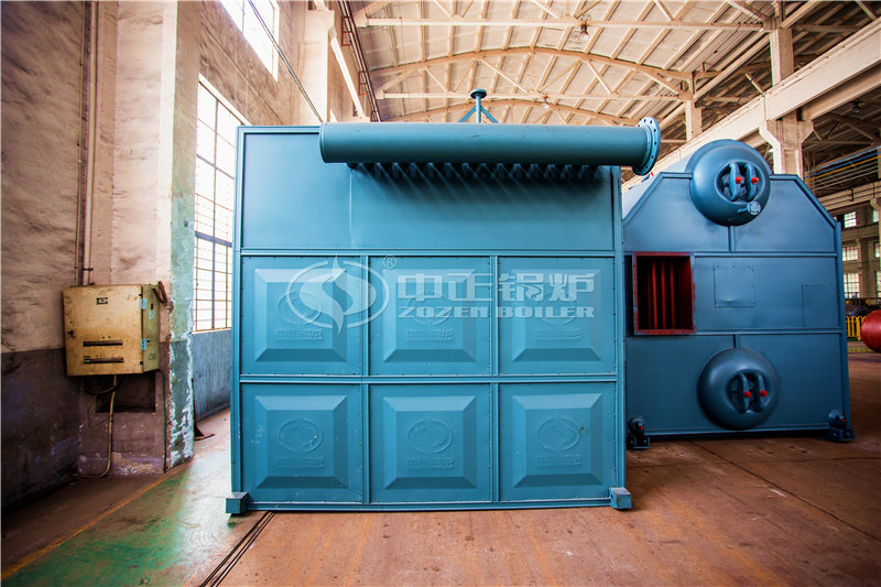 广州燃油导热油炉参数 中正锅炉人才济济发展迅速