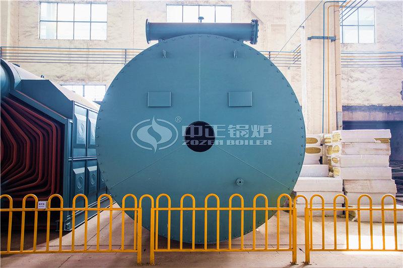 锅炉卧式换热器和立式换热器,中正锅炉行业翘楚实至名归