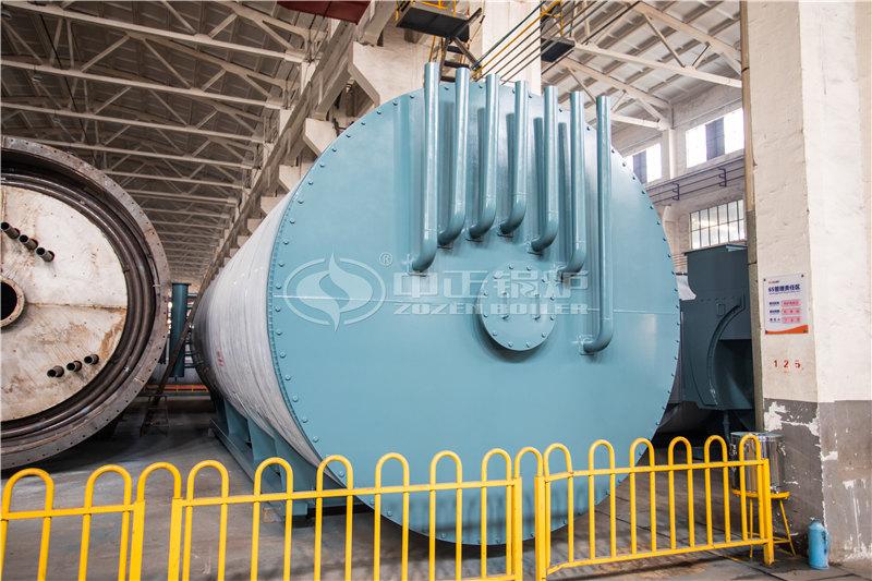 扬州燃煤导热油炉除尘方式 中正锅炉配备智能化操作系统