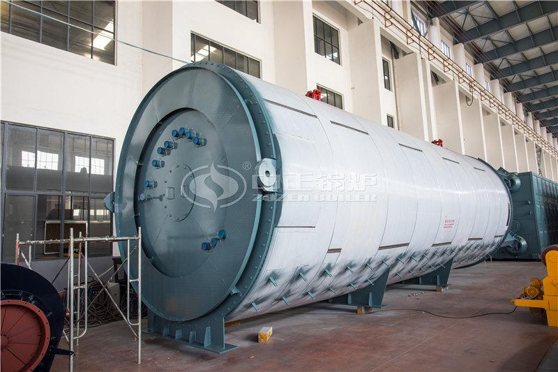 导热油加热器与导热油炉