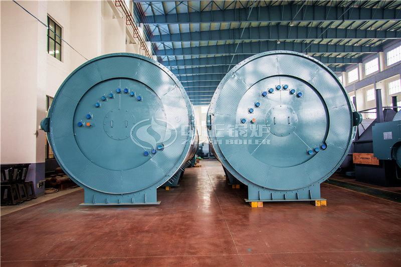 防城港锅炉厂家1200万大卡导热油锅炉