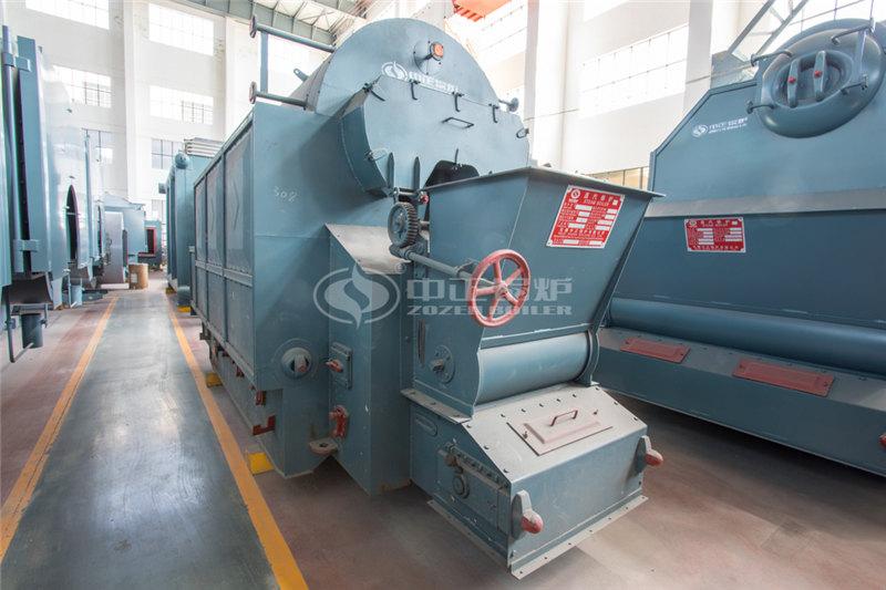 80吨燃煤蒸汽锅炉