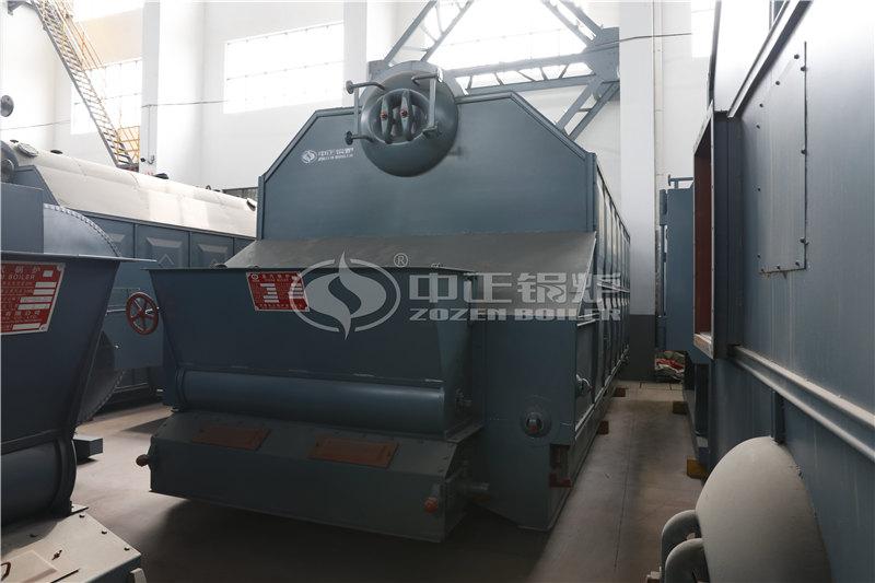 SZL30-2.45-AⅡ燃煤节能环保锅炉