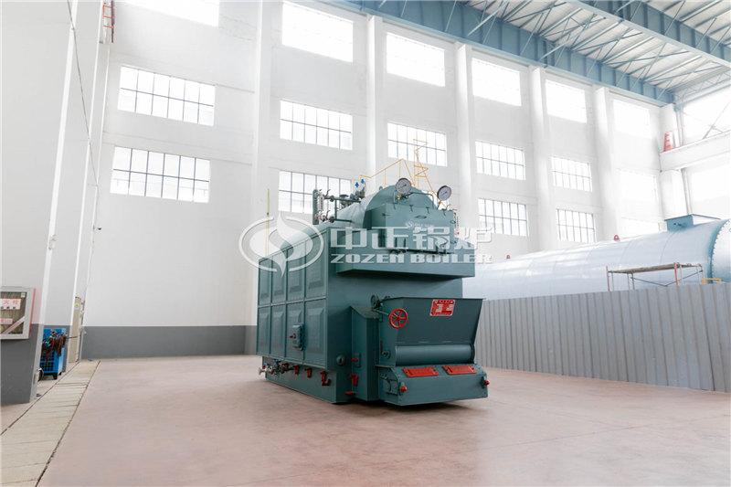 DZL10-1.25-M秸秆颗粒锅炉
