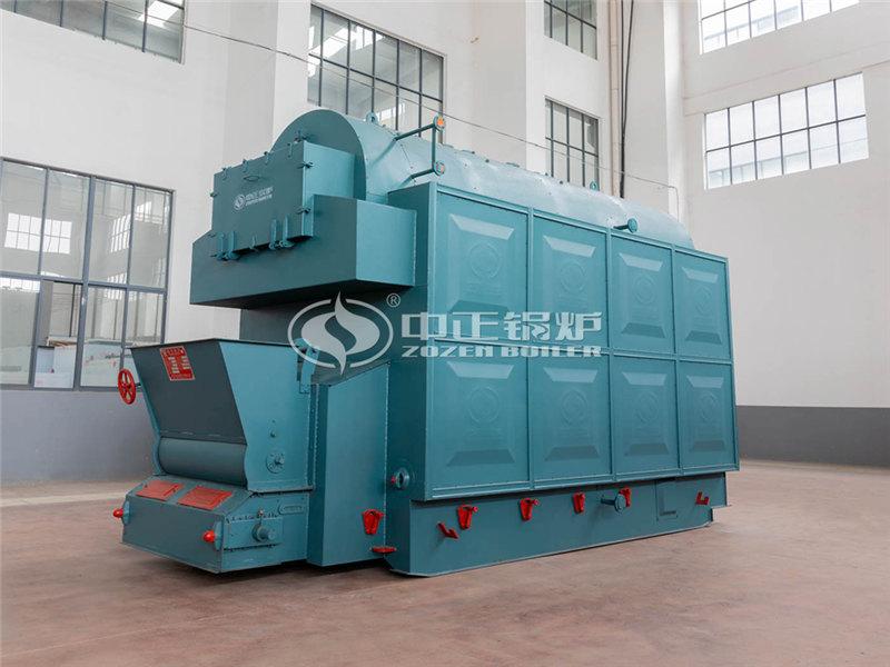 100吨低氮环保蒸汽锅炉