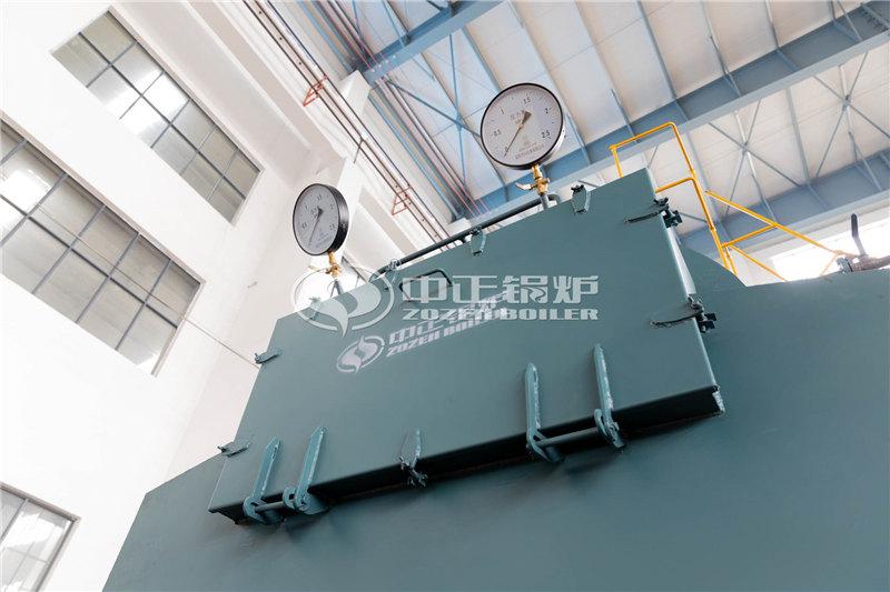SZL35-2.45-AⅡ低压节能环保锅炉