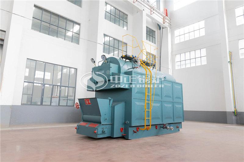 SZL4.2-1.0/115/70-M生物质循环流化床卧式蒸汽锅炉厂家