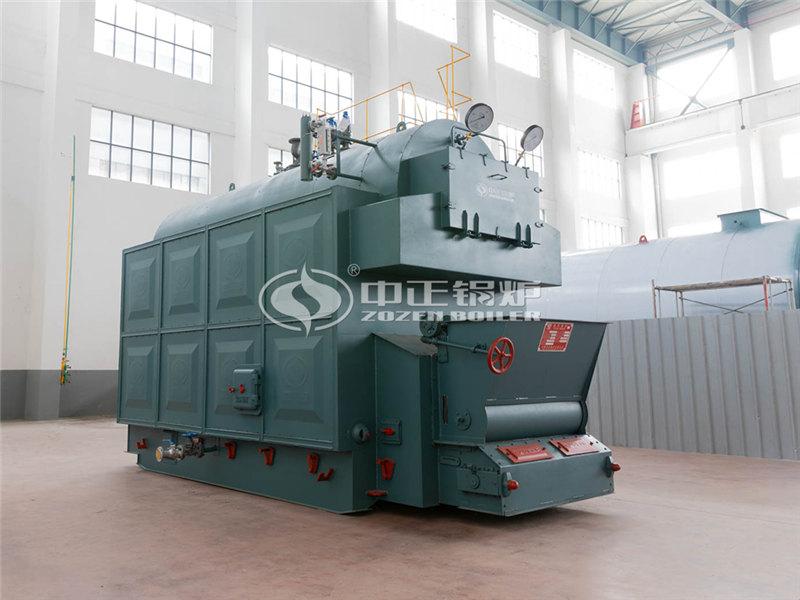 SZL10-1.25-AⅡ环保流化床锅炉