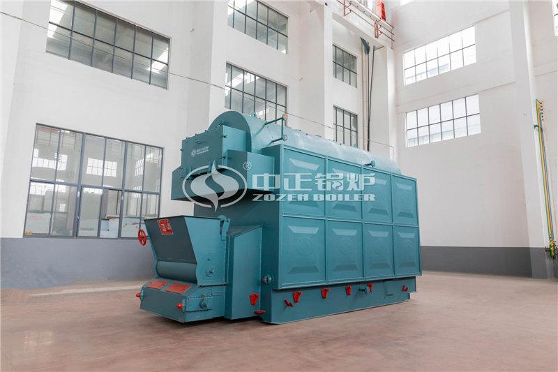 SZL8-1.25-M高效节能蒸汽锅炉