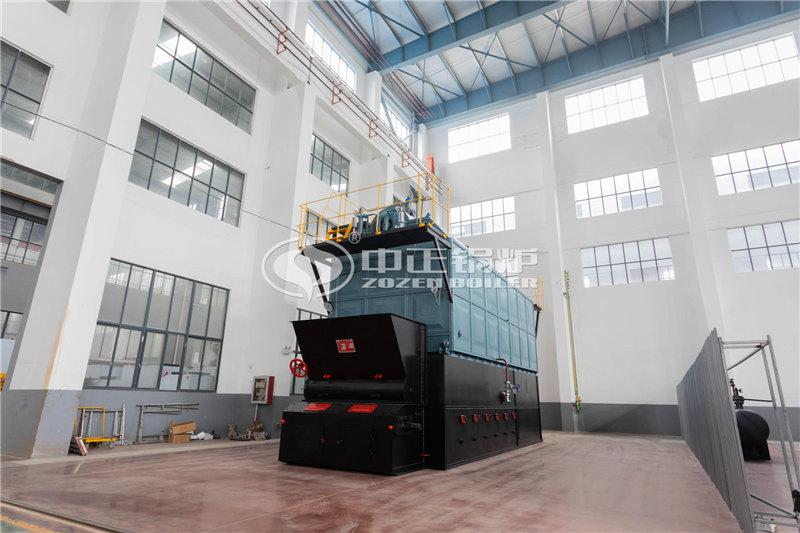 SHL45-1.60-AⅠ生物质燃料热水锅炉