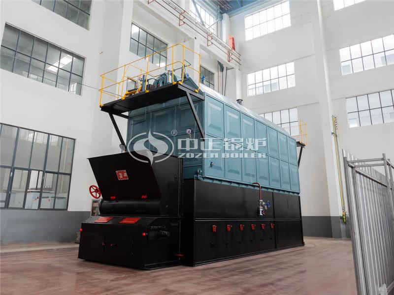 75吨环保燃煤锅炉