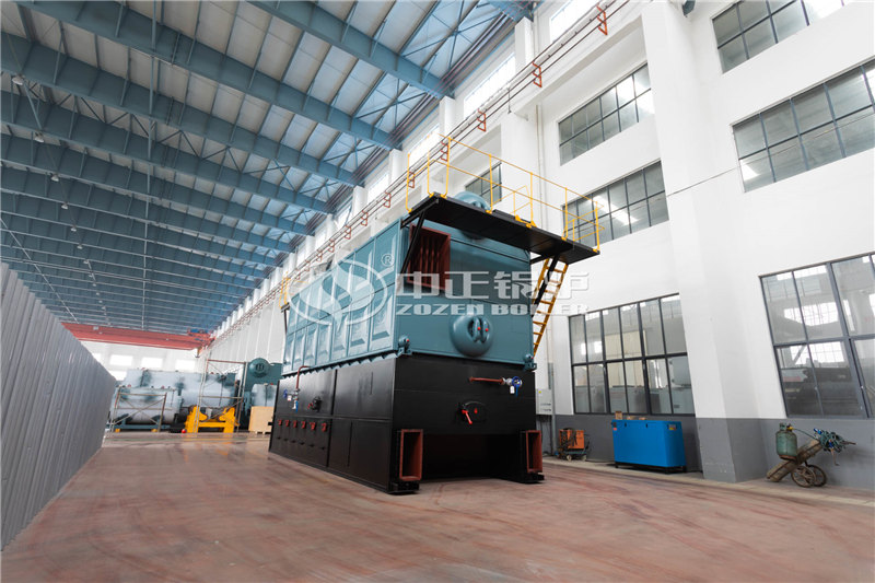 DZL2-2.45-All链条卧式蒸汽锅炉厂家