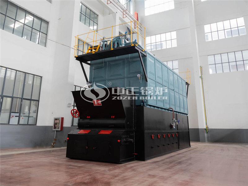 65吨卧式节能环保锅炉