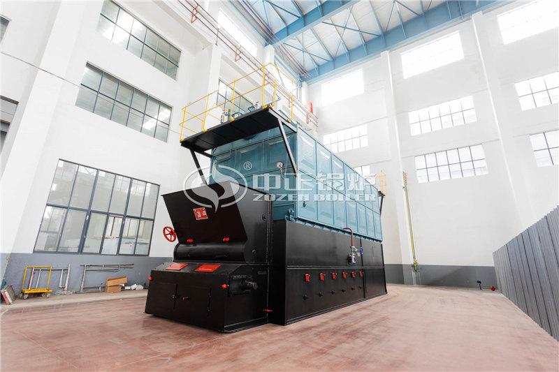 DZL1.4-0.7/95-70-AⅡ生物质颗粒卧式蒸汽锅炉厂家