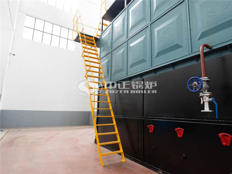 95T火管式卧式蒸汽锅炉厂家