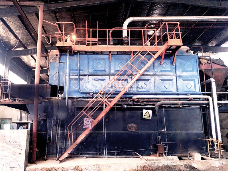 70t/h导热油锅炉