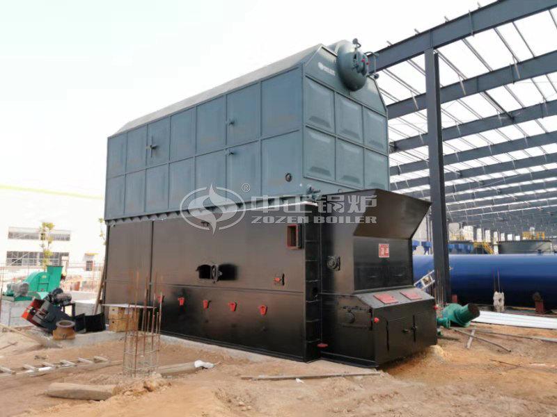 生物质颗粒燃料锅炉供暖面积1000平的多少钱