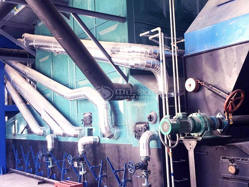 SHL15-1.25-M火管卧式蒸汽锅炉厂家