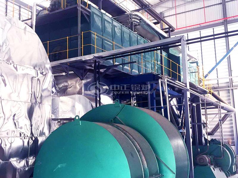 SZL6-2.45-M冷凝环保节能锅炉
