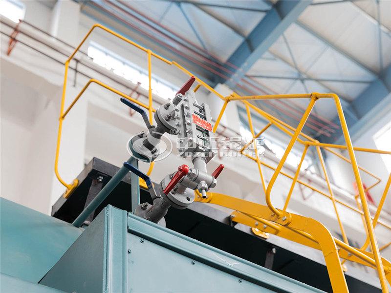 锅炉厂家SZL5.6-1.25/130/70-All煤气锅炉