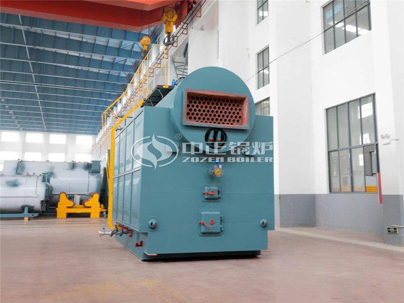锅炉厂家SZL4.2-1.0/115/70-All生物质燃料热水锅炉