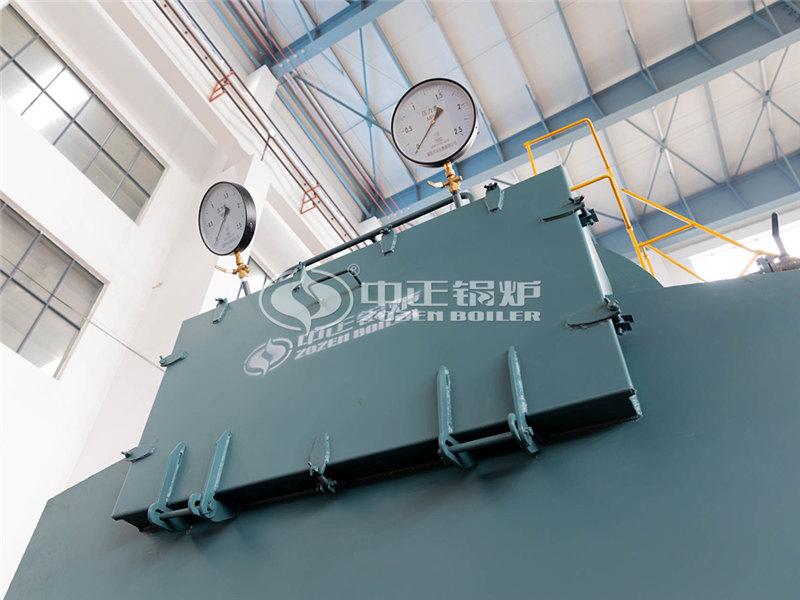 锅炉厂家4吨燃煤蒸汽锅炉
