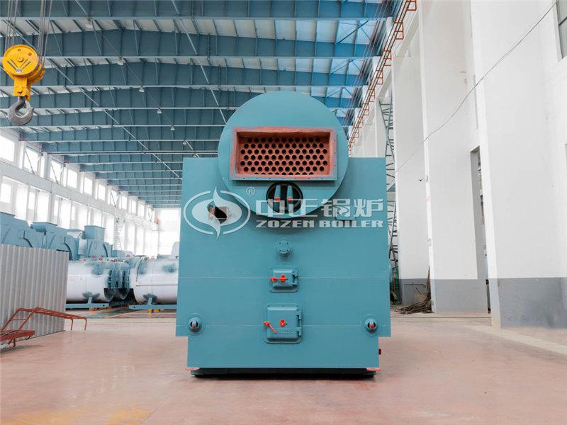 江苏45吨燃气锅炉改造生物质锅炉环保吗