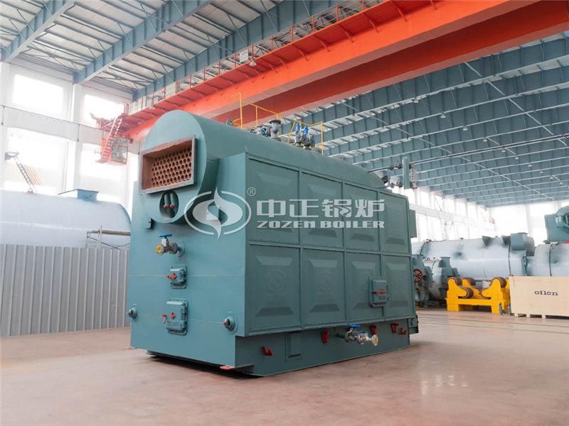 锅炉厂家DHL70-1.6/150/90-M秸秆颗粒锅炉