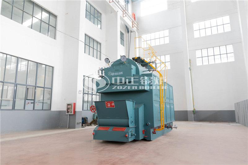 锅炉厂家SHX17.5-1.0/115/70-AⅠ卧式燃煤锅炉